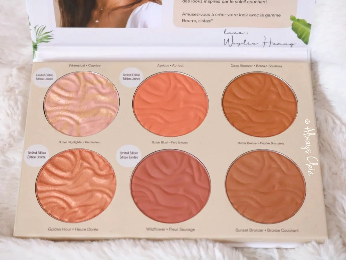 Physician's Formula Weylie Hoang Palette Review
