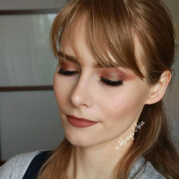 Prickly Pear Bh Cosmetics Look