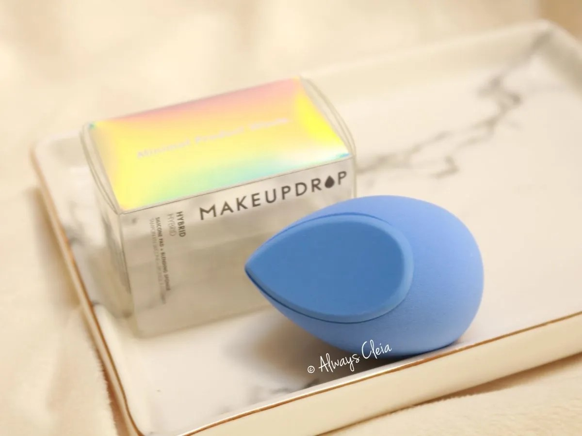 Makeup Drop Hybrid Makeup Applicator