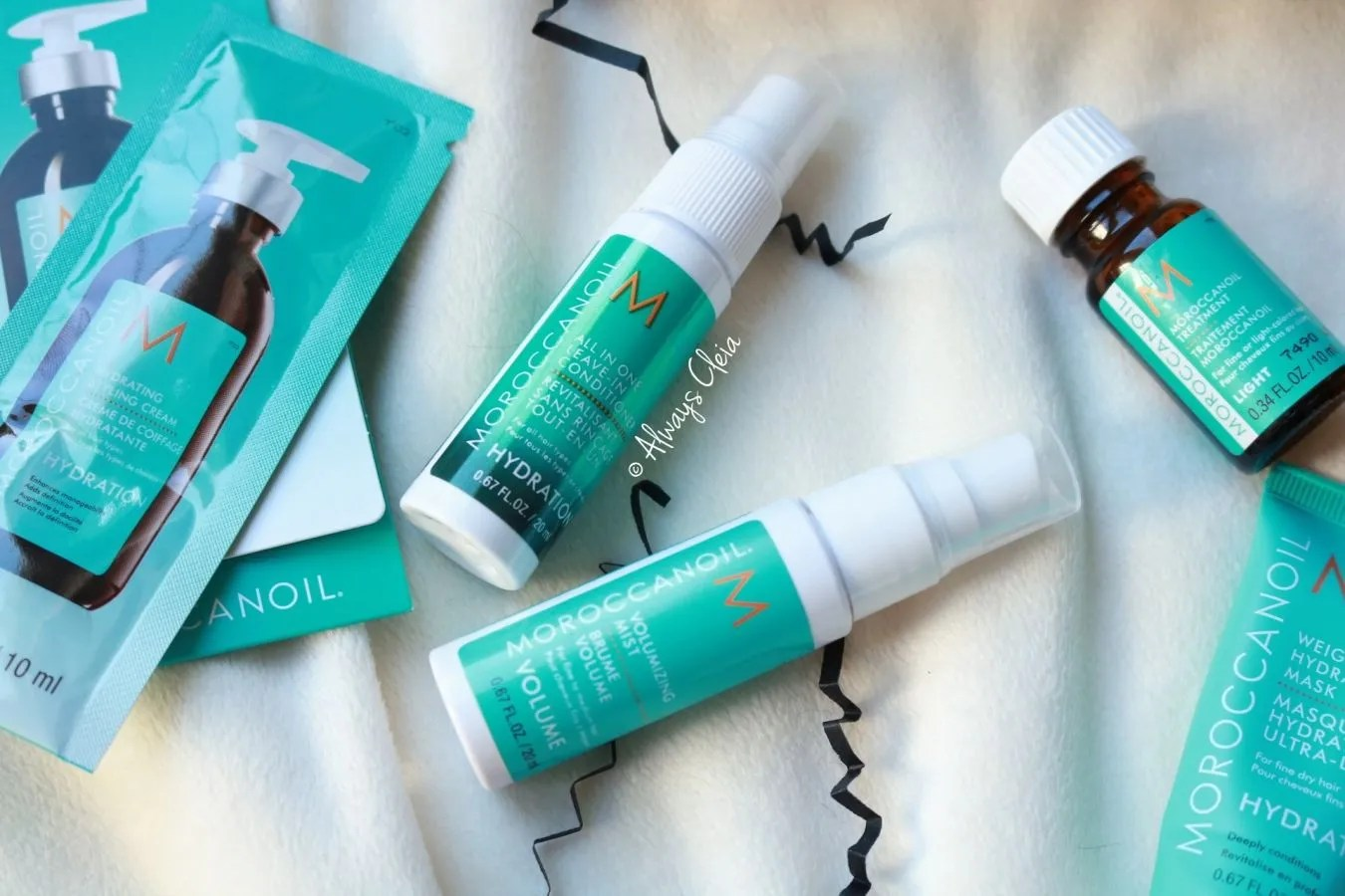 Moroccan Oil Haircare Products