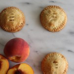 End of Summer Peach Hand Pies | alwayseatdessert.com
