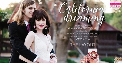 California Dreaming | Real Weddings