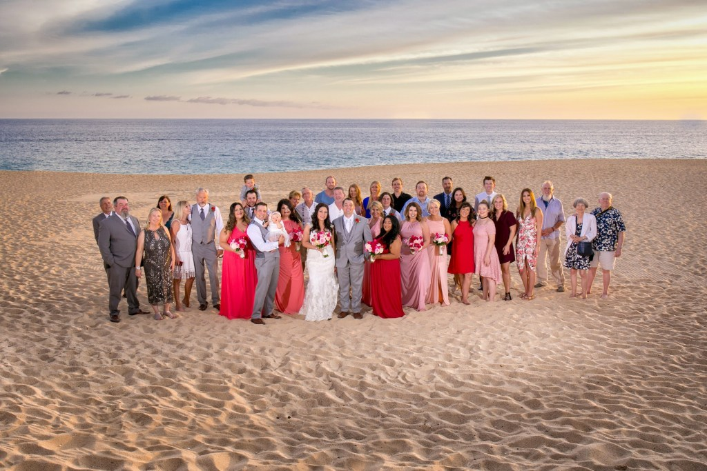 Alves Wedding Cabo San Luicas