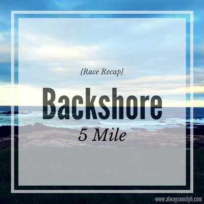 Backshore 5 Mile feature