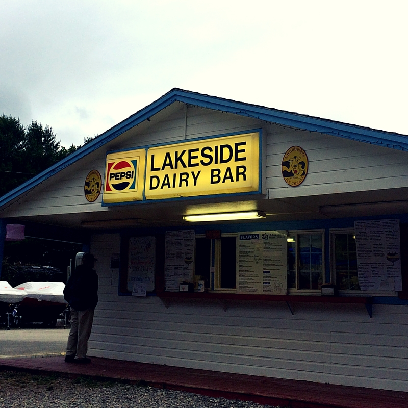 lakeside dairy bar