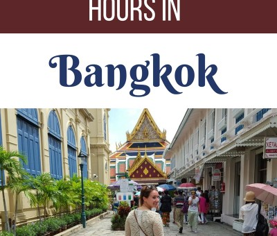 72 Hours in Bangkok