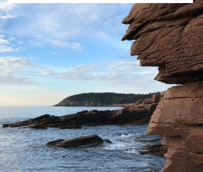 Visiting Acadia National Park