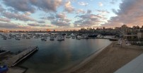 My absolute favorite view of the city: Alexandria: my hometown!
