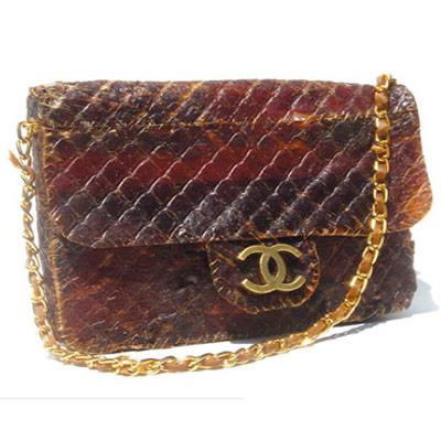 Beef jerky Chanel bag
