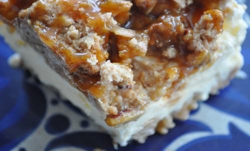 Butter Brickle Frozen Delight