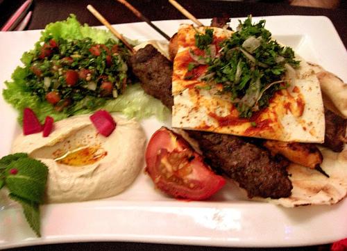 Lebanese cusine