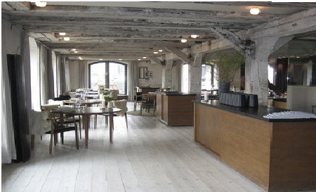 Noma Restaurant, Coipenhagen, Denmark