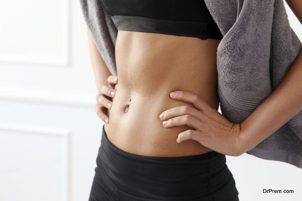 tone your belly