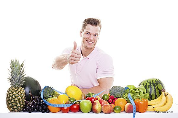 Shop for fresh fruits and veggies