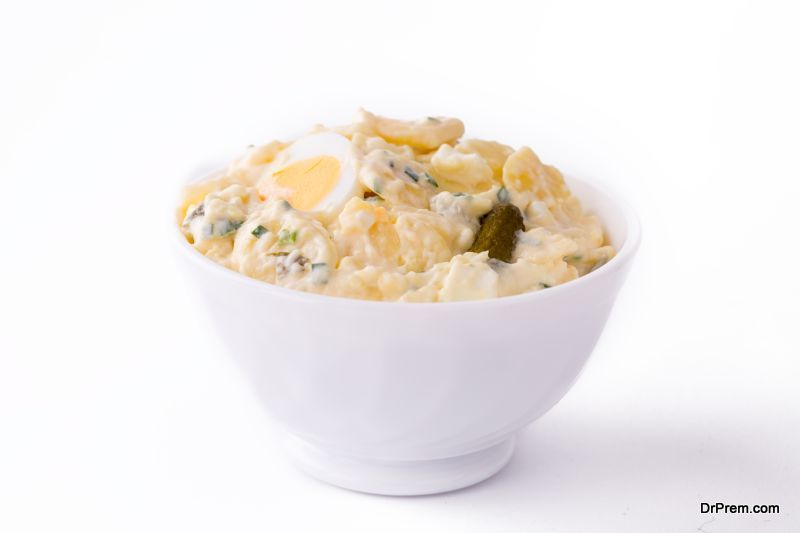 Boiled Potato Salad