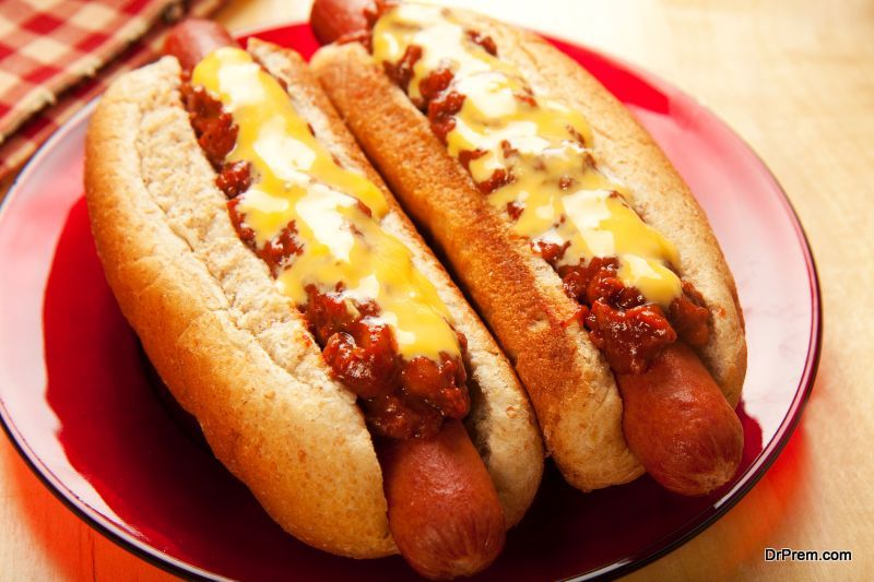 Cheese-loaded-hot-dog