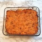 Spaghetti Squash Pizza Bake Recipe