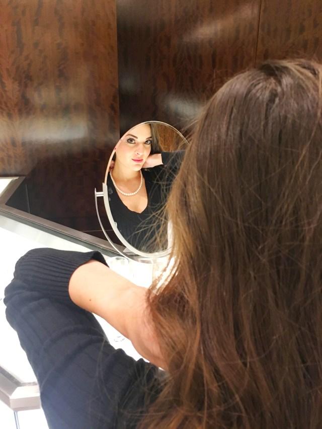 Tiffany Pearls Mirror 02