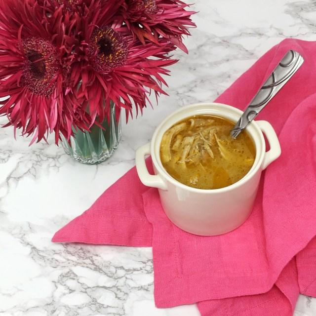 Whole30 Chicken Soup Recipe Final