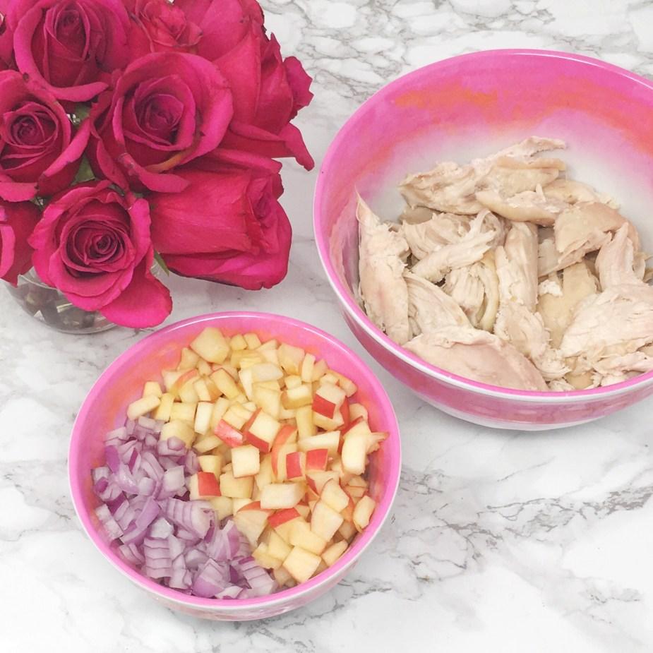 Rotisserie Chicken Salad 02