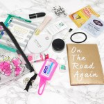 What I Pack In My Travel Bag