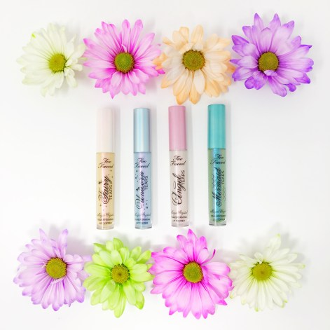 Too Faced Life Is A Festival Lip Collection