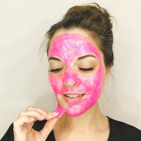 GlamGlow My Little Pony Mask 05