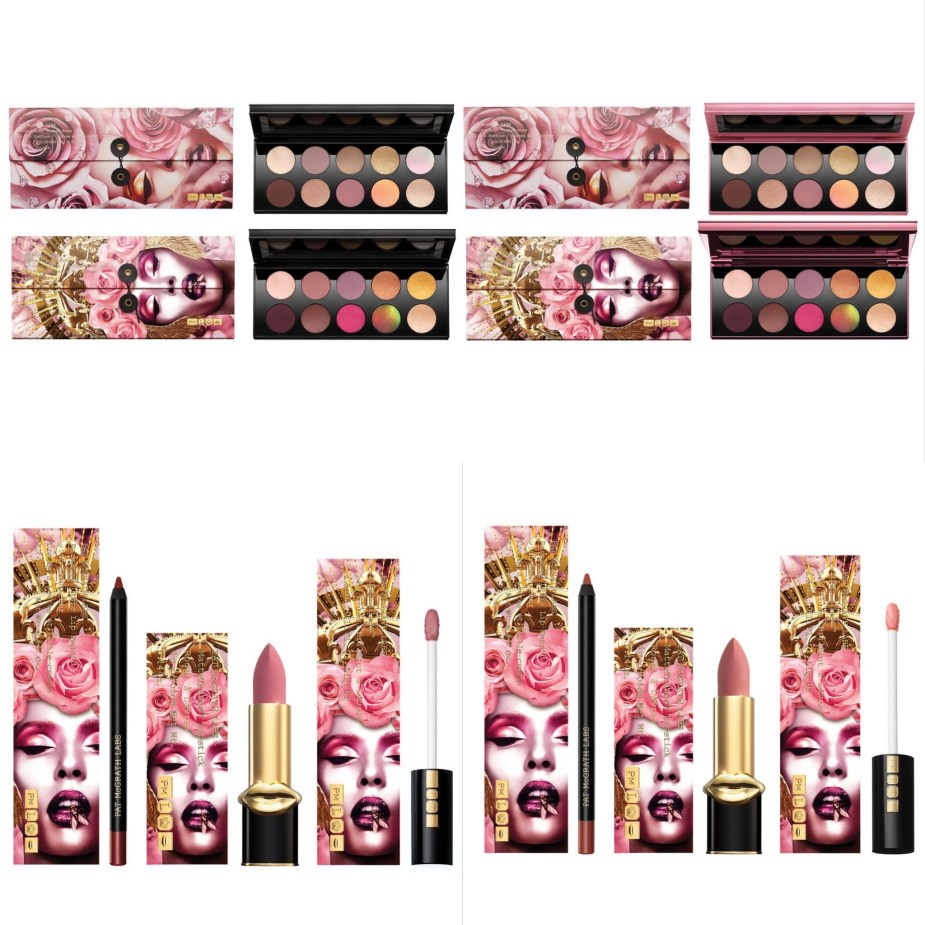 Pat McGrath Labs Divine Rose Collection
