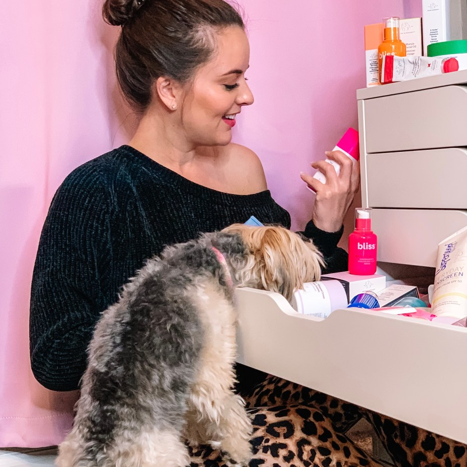 The Best Skincare For 30 Somethings. Summer Fridays. Drunk Elephant. Bliss Spa. Puppy.
