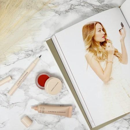 Lauren Conrad Beauty Line - The Liquid Highlighter, The Eyeliner Pen, The Lip & Cheek Tint