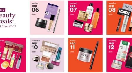 Ulta 21 Days of Beauty 2020 Sale Week 2