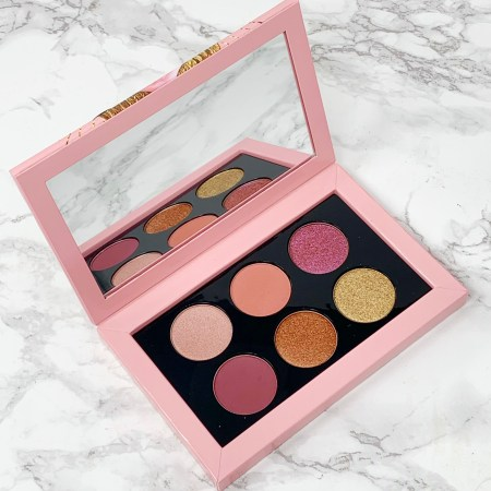 Pat McGrath Labs Rose Decadence Eyeshadow Palette Review