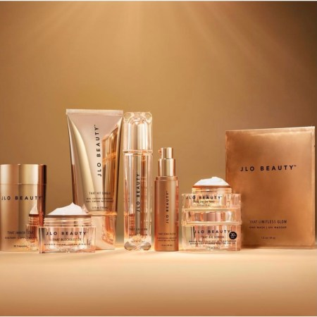 JLo Beauty Products - Multitasking Serum - THAT JLO GLOW, Multitasking Mask - THAT LIMITLESS GLOW, Broad Spectrum SPF 30 Moisturizer - THAT BIG SCREEN, Wonder Cream - THAT BLOCKBUSTER, Gel-Creme Cleanser - THAT HIT SINGLE, Eye Cream - THAT FRESH TAKE, Complexion Booster - THAT STAR FILTER