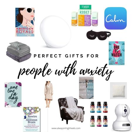 perfect gifts for people with anxiety.