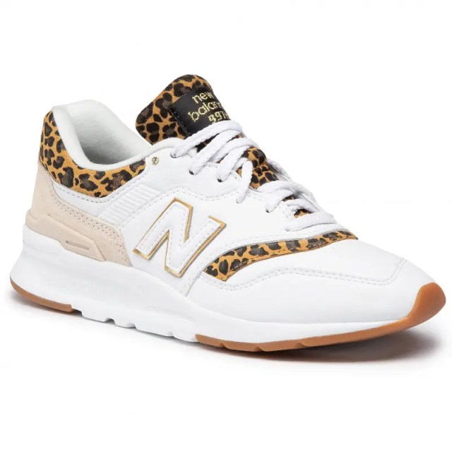 Sneakers NEW BALANCE CW997HCJ NB 997 Alb