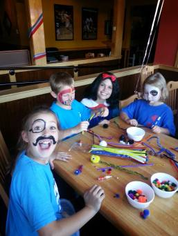 Kids Night Out- Snow White