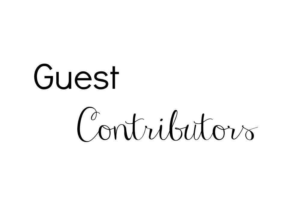 Guest-Contributors