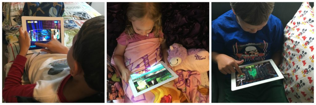 Educational + Fun = Peter and the Wolf App -- check out this fun app for kids of all ages | www.alwaysmovingmommy.com