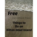 10 Free (Or Almost Free) Things to Do on Hilton Head Island
