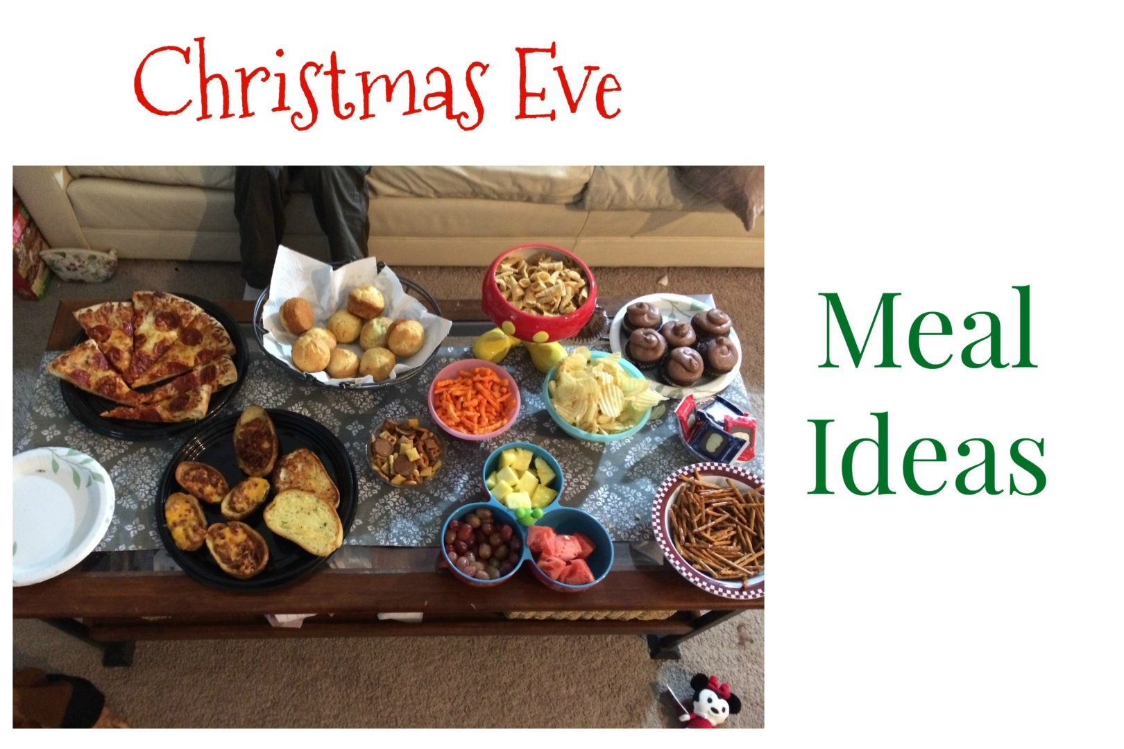 Christmas Eve Meal Ideas | AlwaysMovingMommy.com | Need some ideas to make your Christmas dinner more exciting?  Check out these recipes to add some new dishes to your menu this year.
