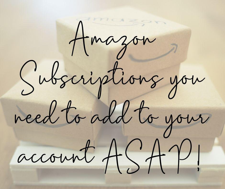 amazon-subscriptions