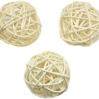 Large Rattan Balls