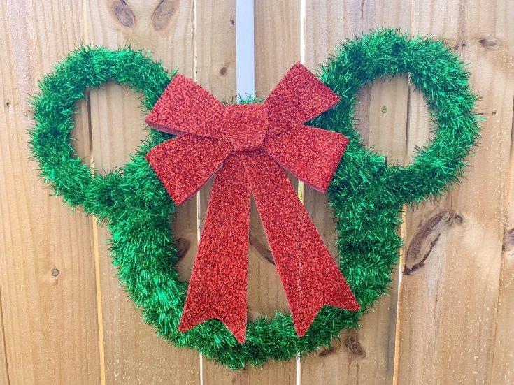 Mickey Wreath Tutorial