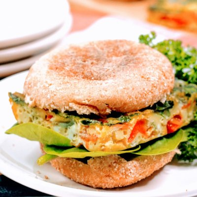 How to Make a Healthy Spanish Egg Sandwich