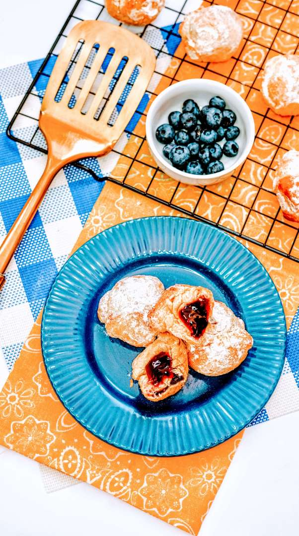 Quick and easy donut holes you can make at home