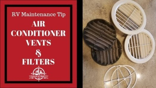 Always On Liberty_ RV Air Conditioner Vents & Filters