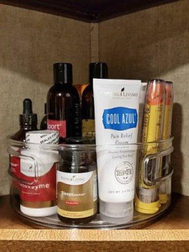 Rv Bathroom Storage And Organization Hacks Always On Liberty