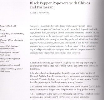 popovers 1