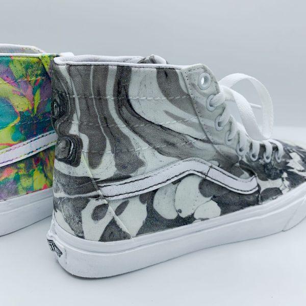 Custom Hydro Dip Shoes Nike Court