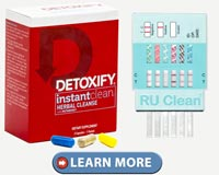 Instant Clean To Detoxify Your Urine.